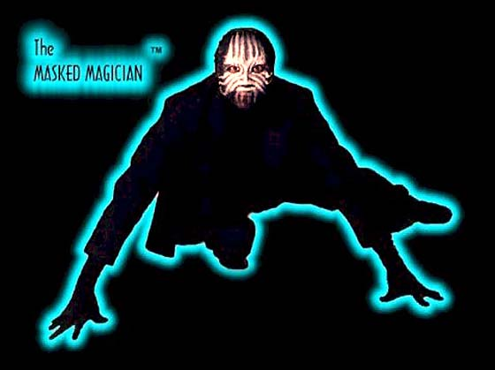 Le myst re du magicien masqu blog de magie - Explication tour de magie femme coupee en deux ...