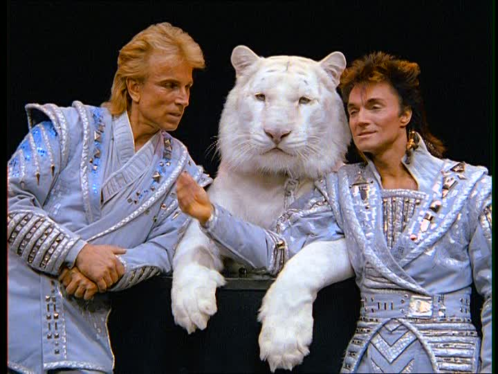 Siegfried et Roy Riche
