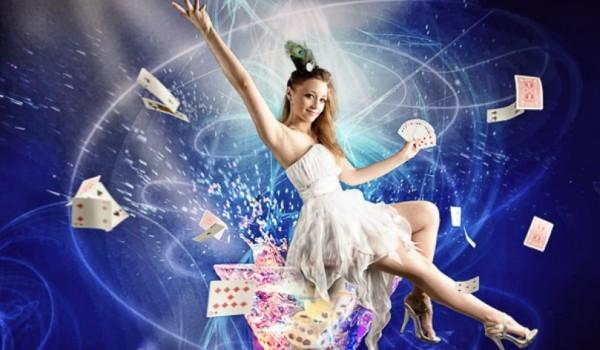 Elfia Magicienne
