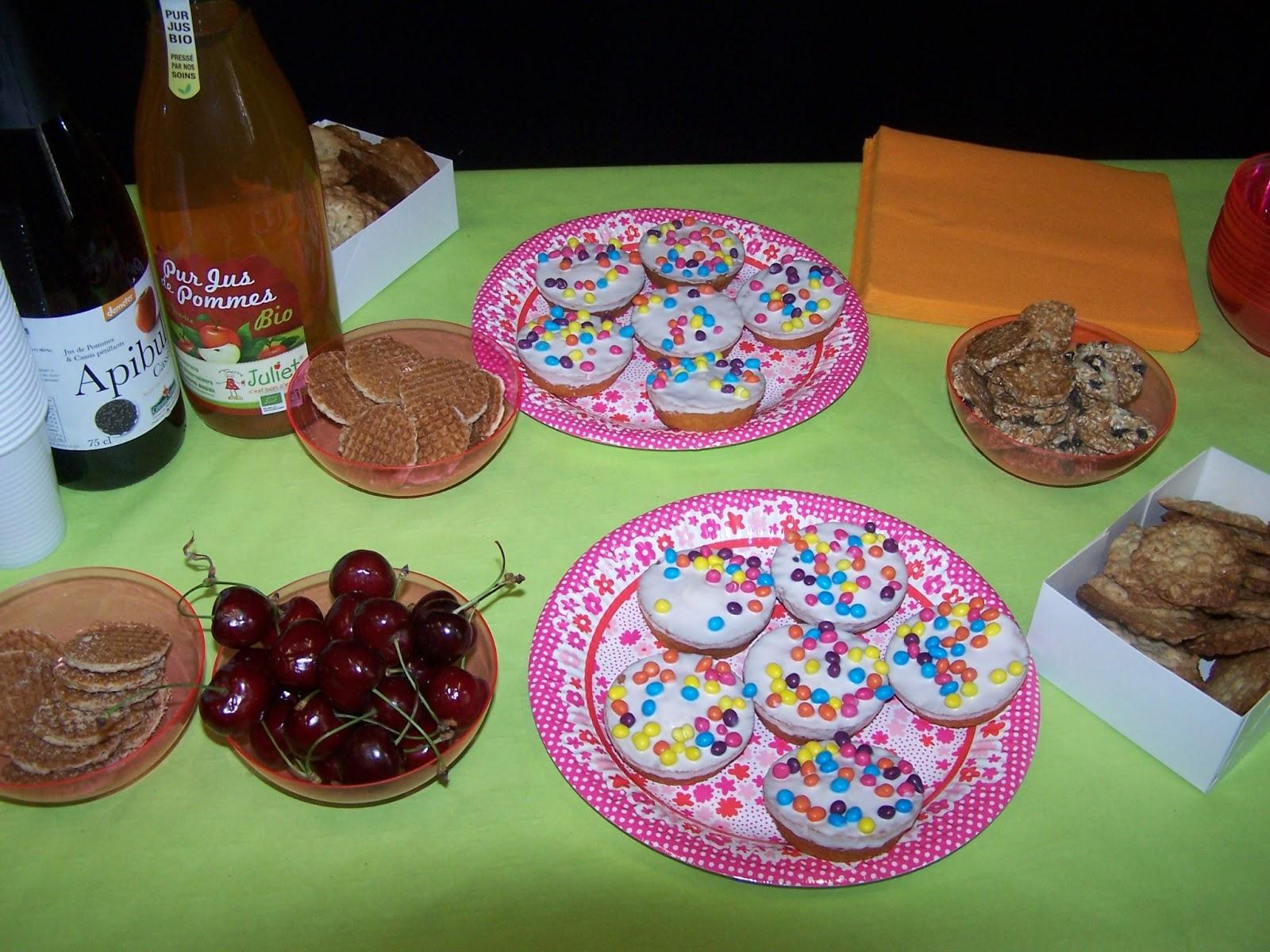 Pleasant Buffet Pour Anniversaire Enfant Blog De Magie Home Interior And Landscaping Ologienasavecom