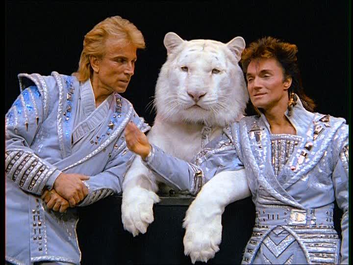 Siegfried et Roy Riche