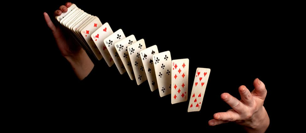 tours de cartes
