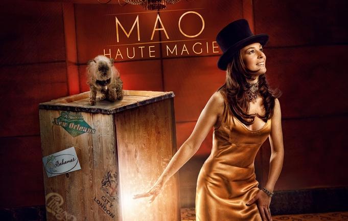 Mao Magicienne